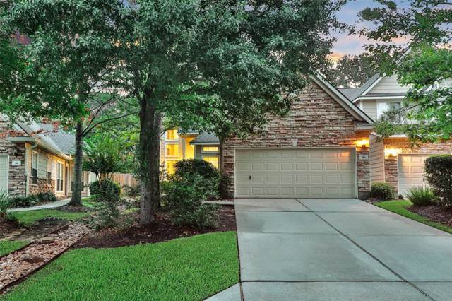 46 Wintergreen Trail, The Woodlands, TX 77382 (MLS #66050427) :: Texas Home Shop Realty
