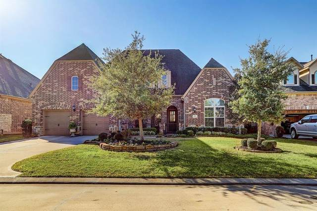 110 Stonecrop Place, Montgomery, TX 77316 (MLS #66059620) :: The Home Branch