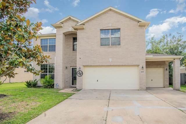 2803 Waterside Trail, Pearland, TX 77584 (MLS #66067099) :: Bay Area Elite Properties