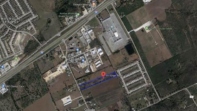491 Engel Road, New Braunfels, TX 78132 (MLS #66070910) :: Texas Home Shop Realty
