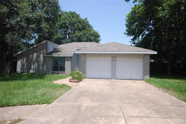 2631 Olympus Drive, Houston, TX 77084 (MLS #66076028) :: The Bly Team