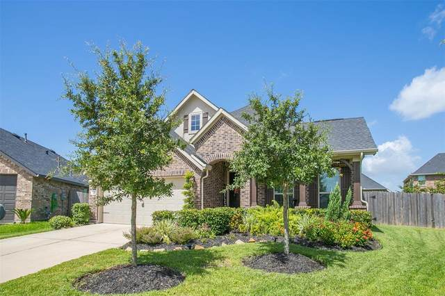 19738 Lakeside Pointe Court, Richmond, TX 77407 (MLS #66083650) :: The Heyl Group at Keller Williams