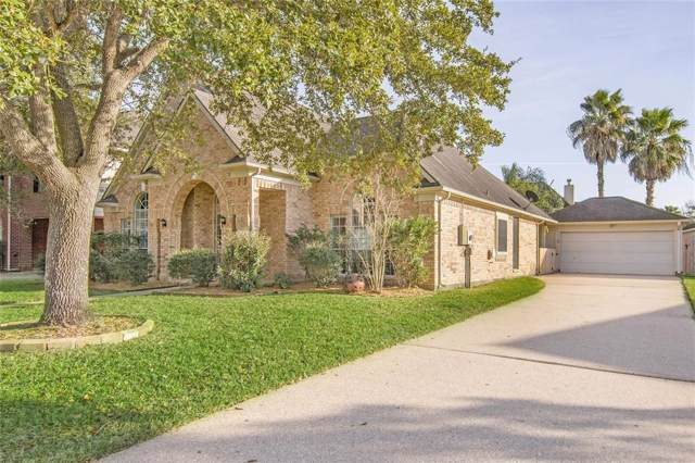2115 Shaly Breeze Lane, League City, TX 77573 (MLS #66083694) :: The Bly Team