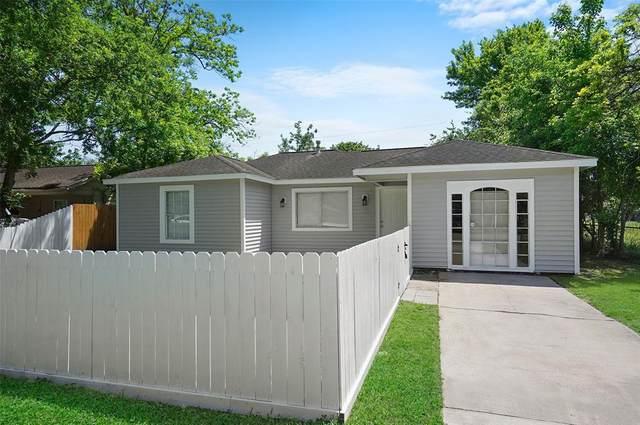 7534 Bywood Street, Houston, TX 77028 (MLS #66104270) :: Area Pro Group Real Estate, LLC