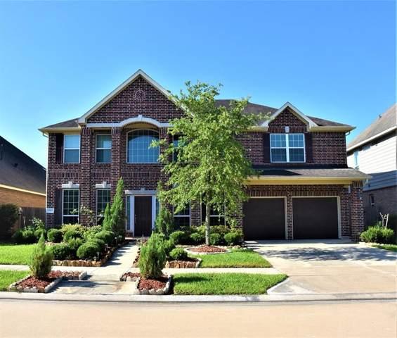 6922 Senebe Way, Missouri City, TX 77459 (MLS #66125783) :: The SOLD by George Team