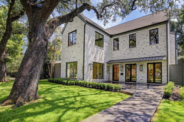 2233 Stanmore Drive, Houston, TX 77019 (MLS #66126466) :: Grayson-Patton Team