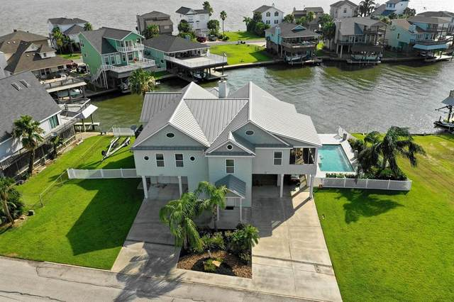 514 Paradise Drive, Tiki Island, TX 77554 (MLS #66128191) :: Connect Realty