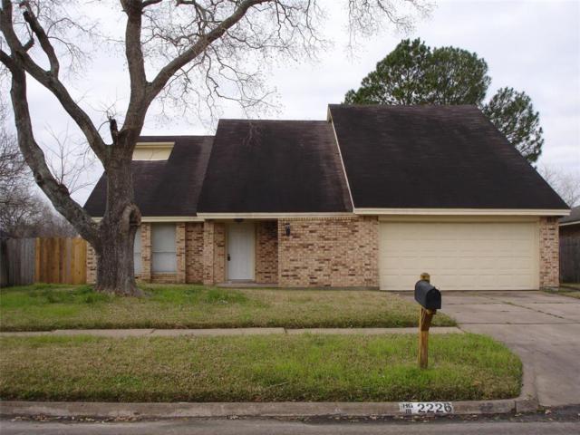 2226 Hammerwood Drive, Missouri City, TX 77489 (MLS #66130711) :: See Tim Sell