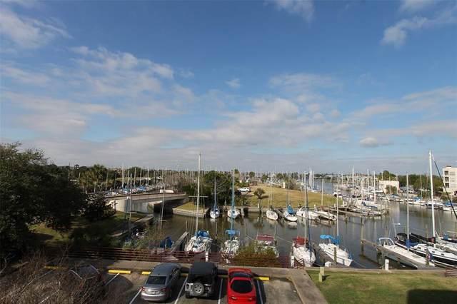 1306 Marina Bay Drive 210C, Kemah, TX 77565 (MLS #66142893) :: Ellison Real Estate Team