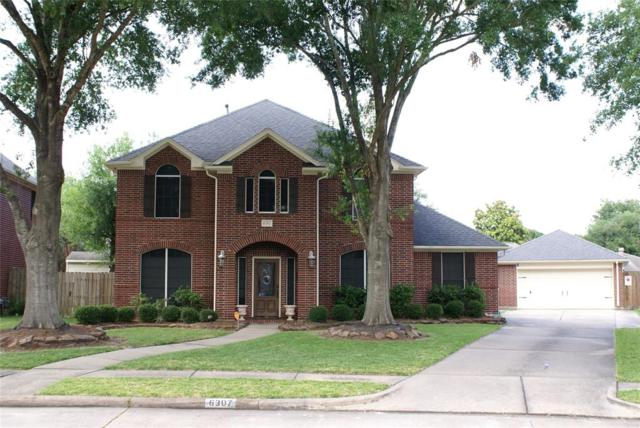 6307 Avenel Drive, Pasadena, TX 77505 (MLS #66143111) :: The SOLD by George Team