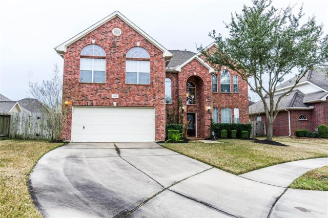 9002 Sunny Brook Lane, Pearland, TX 77584 (MLS #66144186) :: NewHomePrograms.com LLC