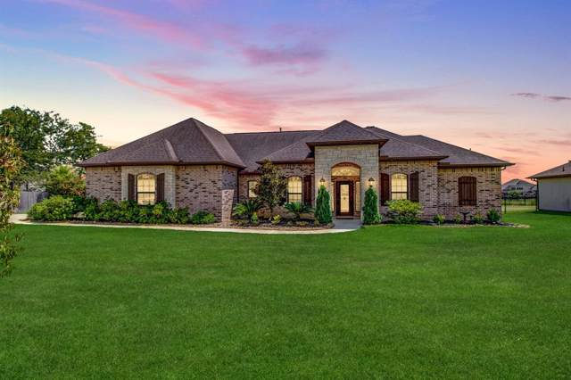 11507 Grand Pond Drive, Montgomery, TX 77356 (MLS #66145402) :: The Home Branch