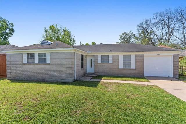 527 Beaver Bend Road, Houston, TX 77037 (MLS #6614655) :: Michele Harmon Team