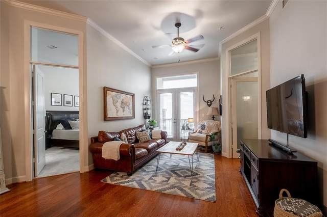 300 St Joseph Parkway #421, Houston, TX 77002 (MLS #66147488) :: Caskey Realty