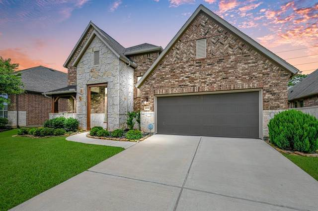 4818 Trickle Creek Drive, Fulshear, TX 77441 (MLS #66149709) :: The SOLD by George Team