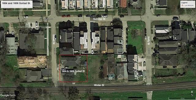 1604 Goliad Street, Houston, TX 77007 (MLS #66150273) :: Texas Home Shop Realty