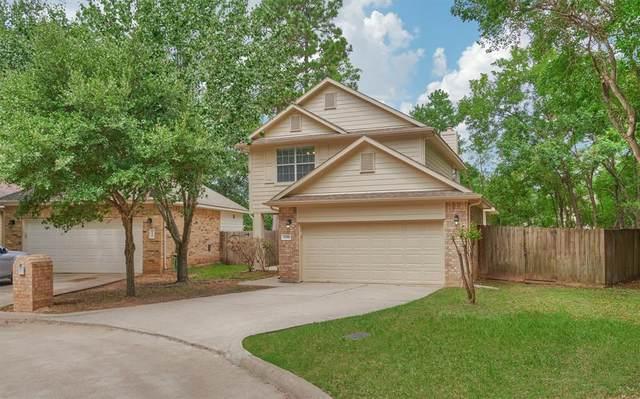 11206 Glenforest Drive, Montgomery, TX 77356 (MLS #66151268) :: Christy Buck Team