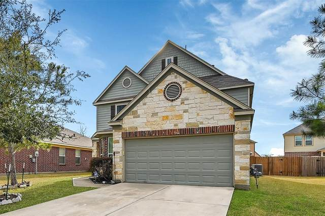 4907 Climbing Ivy Circle, Houston, TX 77084 (MLS #66154635) :: Caskey Realty