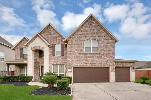 7611 Finn Way Drive, Humble, TX 77396 (MLS #66161457) :: The SOLD by George Team