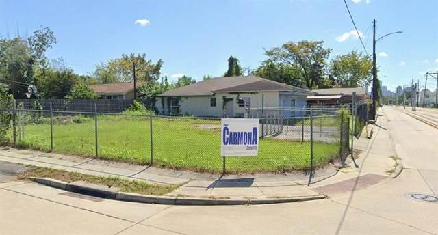 4514 Fulton Street, Houston, TX 77009 (MLS #66163357) :: The Home Branch