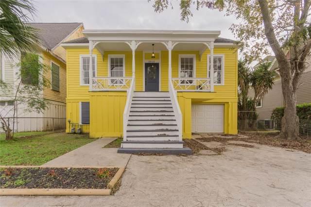2015 Avenue L, Galveston, TX 77550 (MLS #66164132) :: Caskey Realty