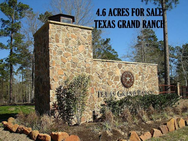 0 Grand View, Huntsville, TX 77340 (MLS #66165389) :: Mari Realty