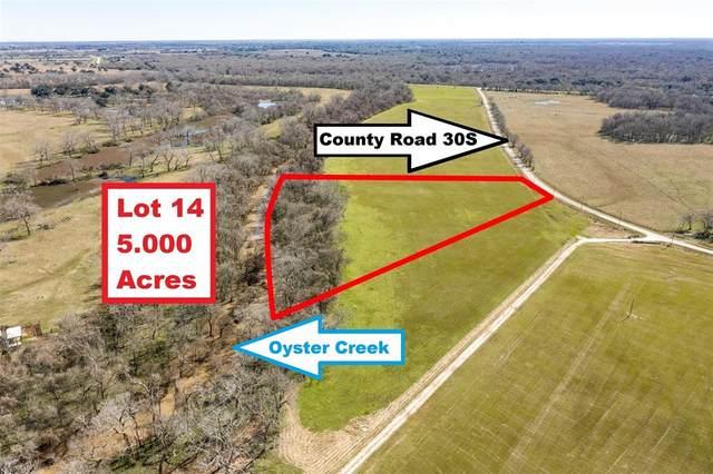 Lot 14 County Road 30S, Angleton, TX 77515 (MLS #66186822) :: Ellison Real Estate Team