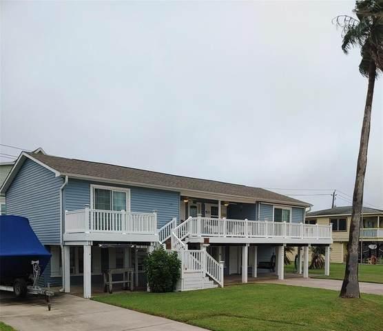 16614 Mansvelt Road, Jamaica Beach, TX 77554 (MLS #66194268) :: The Queen Team