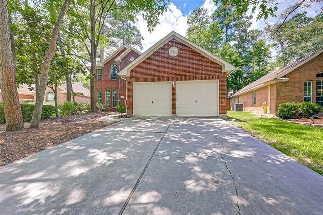 218 N Wimberly Way, Conroe, TX 77385 (MLS #66200594) :: Green Residential