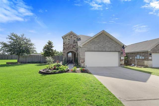 6867 Juniper Arbor Lane, Dickinson, TX 77539 (MLS #66215039) :: The SOLD by George Team