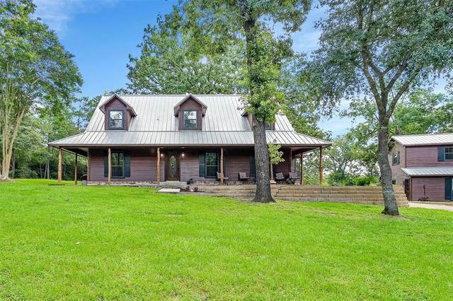 715 Reveille Lane, Montgomery, TX 77316 (MLS #66222067) :: My BCS Home Real Estate Group
