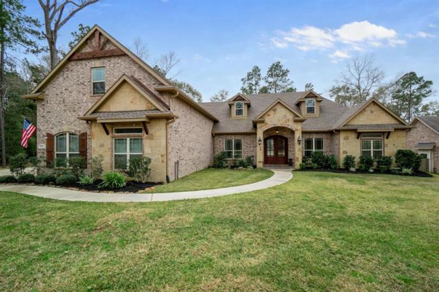 622 N Commons View Drive, Huffman, TX 77336 (MLS #66223172) :: Texas Home Shop Realty