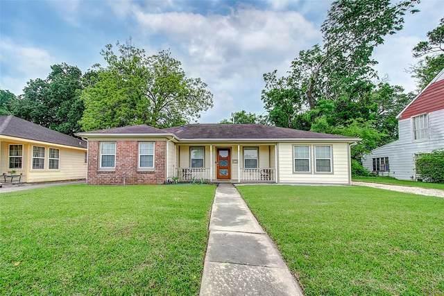 3616 Eagle Street, Houston, TX 77004 (#66225041) :: ORO Realty