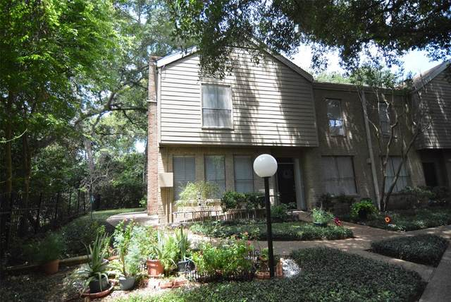 2100 Tanglewilde Street #75, Houston, TX 77063 (MLS #66231321) :: Caskey Realty