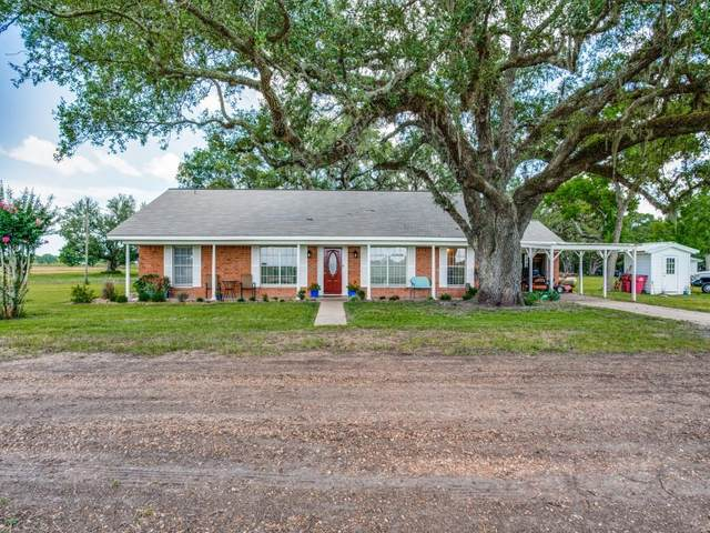 6436 Meyers Stuhrenberg Road, Damon, TX 77430 (MLS #66238093) :: The Property Guys
