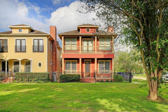 1313 W 25th Street B, Houston, TX 77008 (MLS #66241803) :: Giorgi Real Estate Group