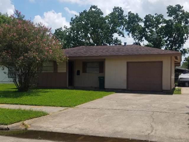2816 Camille Street, Pasadena, TX 77506 (MLS #6624870) :: JL Realty Team at Coldwell Banker, United