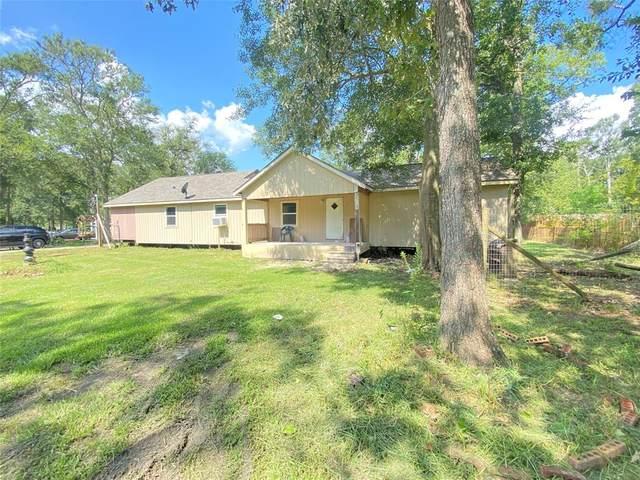 518 County Road 4017, Dayton, TX 77535 (MLS #66261820) :: Caskey Realty