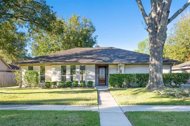 6134 Yarwell Drive, Houston, TX 77096 (MLS #66271136) :: Texas Home Shop Realty