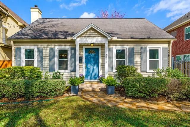 4116 Ruskin Street, West University Place, TX 77005 (MLS #66272877) :: Keller Williams Realty
