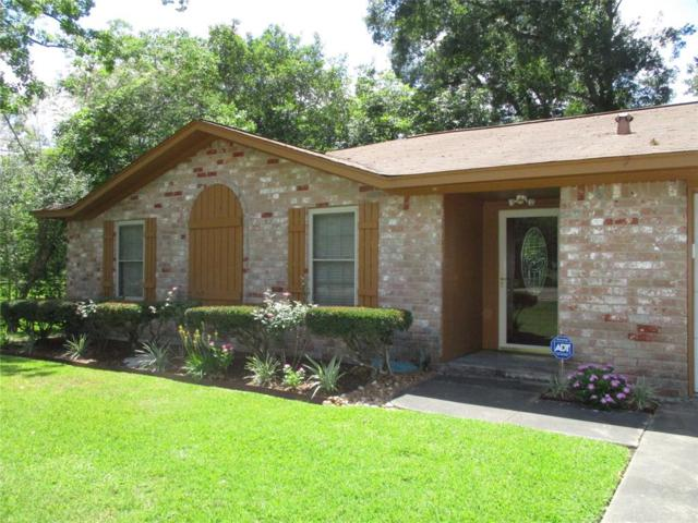 1002 Hallie Street, Sweeny, TX 77480 (MLS #66274131) :: The Heyl Group at Keller Williams