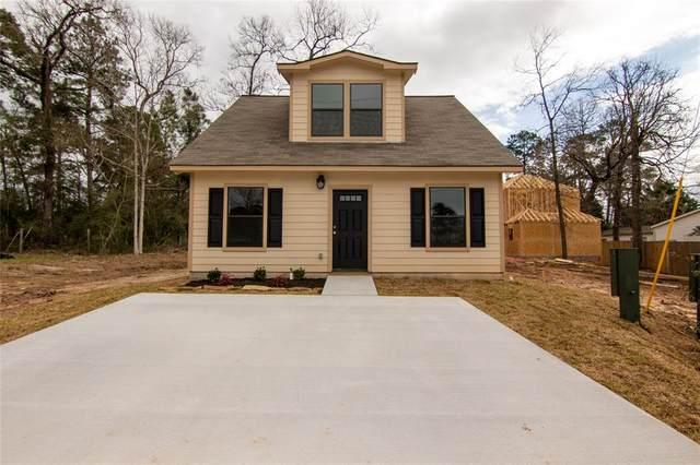 845 Queenswood, Montgomery, TX 77316 (MLS #66281376) :: Caskey Realty