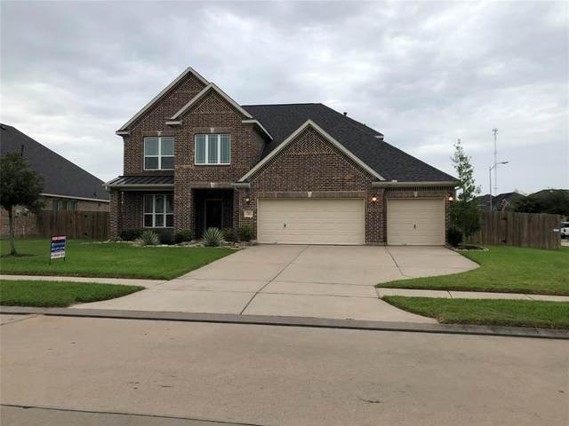 7911 Summer Night Lane, Rosenberg, TX 77469 (MLS #6628265) :: Lerner Realty Solutions