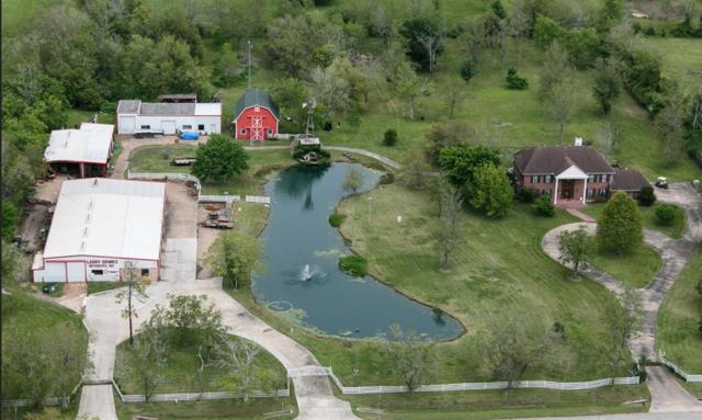 1030 Fm 517 Road, Alvin, TX 77511 (MLS #66289938) :: Texas Home Shop Realty