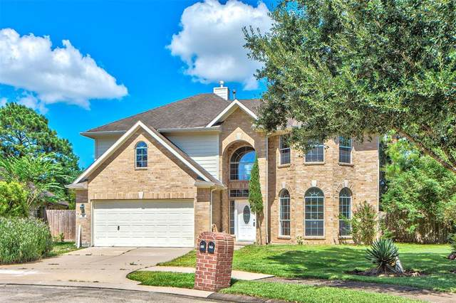 503 Brays Court, Dickinson, TX 77539 (MLS #66294901) :: The Bly Team