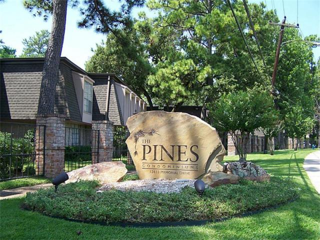 12633 Memorial Drive #168, Houston, TX 77024 (MLS #66297083) :: The Johnson Team
