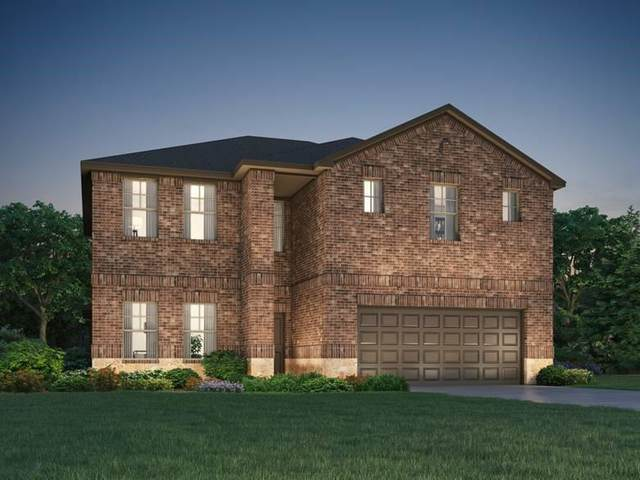 2213 Gadwall Court, Conroe, TX 77384 (MLS #66297288) :: The Bly Team