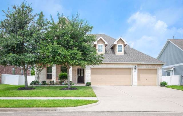 3412 Old Holly Drive, Pearland, TX 77584 (MLS #66300055) :: The Queen Team
