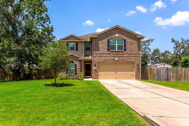 18966 Ranchcrest Drive, Magnolia, TX 77355 (MLS #66300412) :: Lerner Realty Solutions