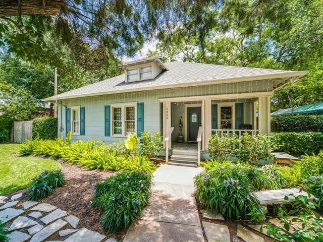 1306 Avenue A, Katy, TX 77493 (MLS #6630966) :: Phyllis Foster Real Estate